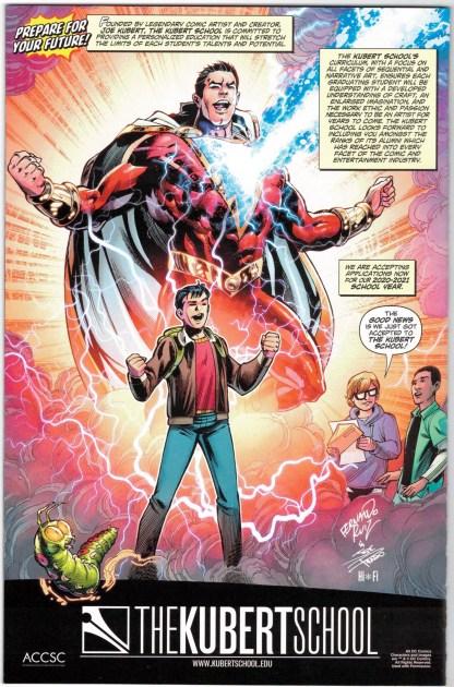 Year of the Villain Hell Arisen #4 First Print Cover A DC 2019 Perpetua VF/NM