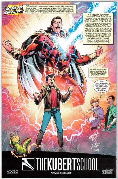 Year of the Villain Hell Arisen #4 Ricardo Federici Variant DC 2019 VF/NM
