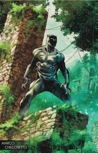 Black Panther #170 Marco Checchetto Young Guns Variant Marvel Legacy