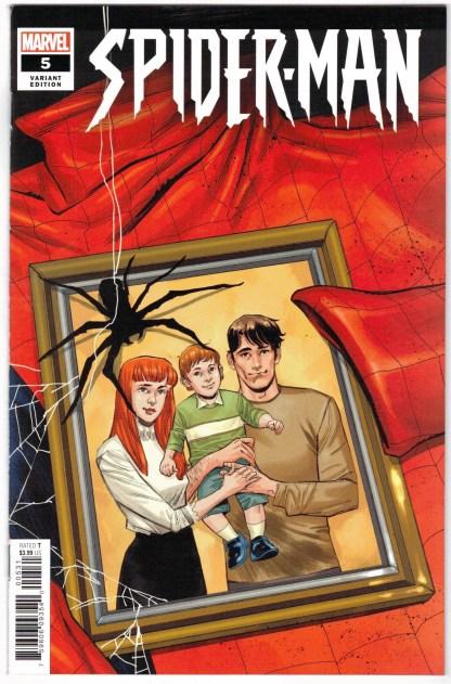 Spider-Man #5 1:25 Sara Pichelli Variant Marvel 2019 JJ & Henry Abrams VF/NM
