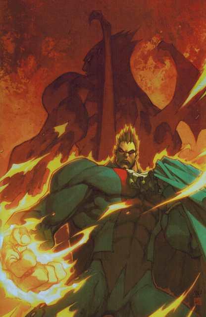 Darkstalkers #4 Limited Edition Foil Virgin Art Variant Madureira Udon Capcom