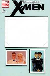 Astonishing X-Men #51 Wedding Album Wrap Phil Noto Variant