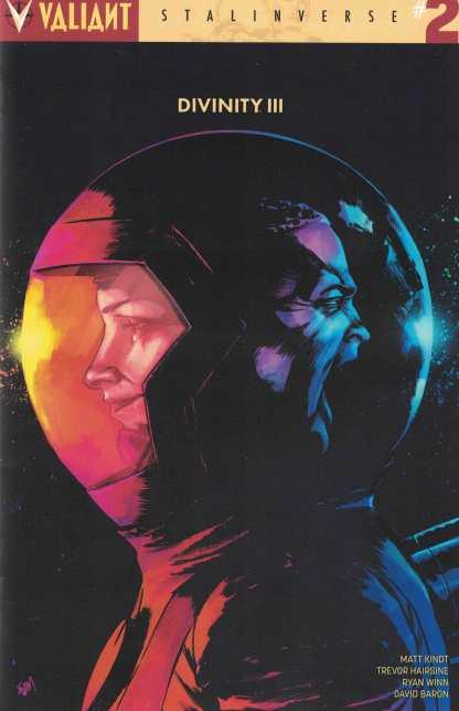 Divinity III Stalinverse #2 1:50 Adam Gorham Variant Cover E Valiant 2016