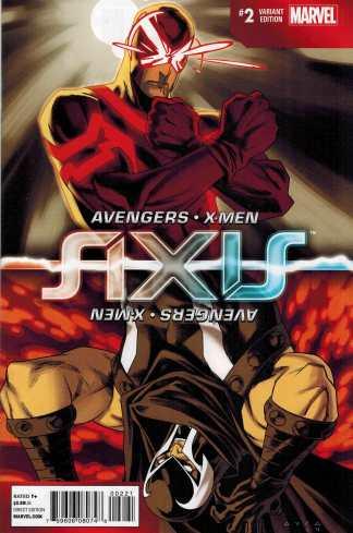 Axis #2 1:100 Kris Anka Inversion Variant Cyclops