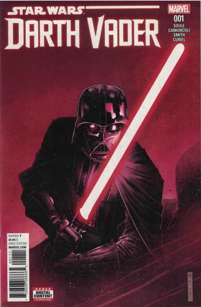 Star Wars #1 Jim Cheung 1st Print Cover A Marvel 2017
