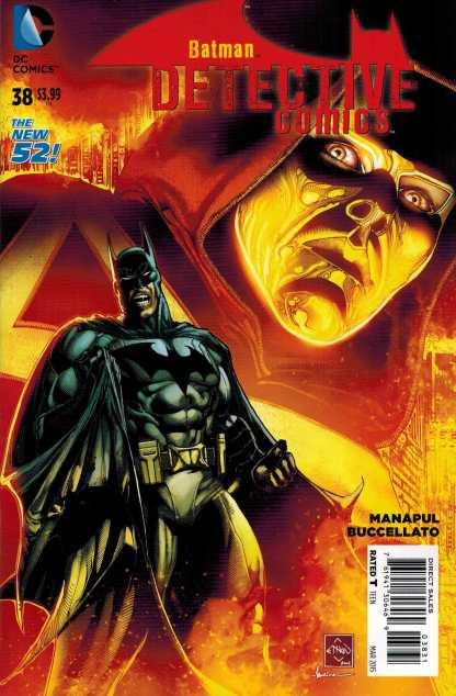 Detective Comics #38 1:25 Ethan Van Sciver Variant