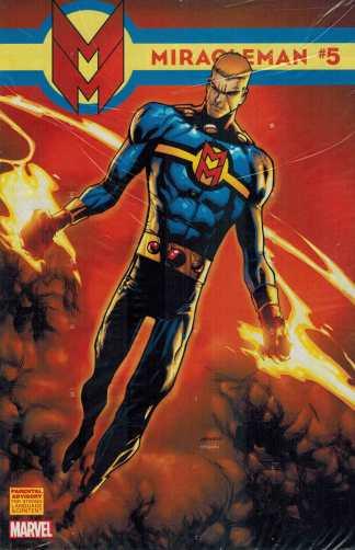 Miracleman #5 1:25 Ramos Variant Marvel 2014