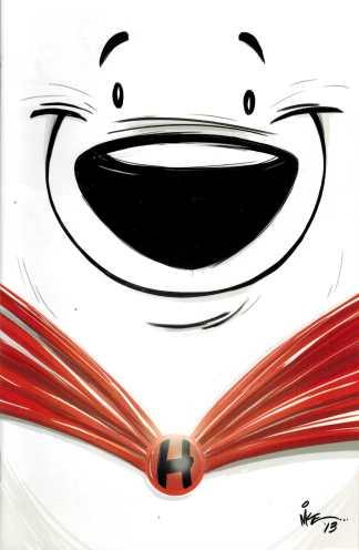 Herobear and the Kid Special #1 Virgin Art Variant Kaboom! Boom