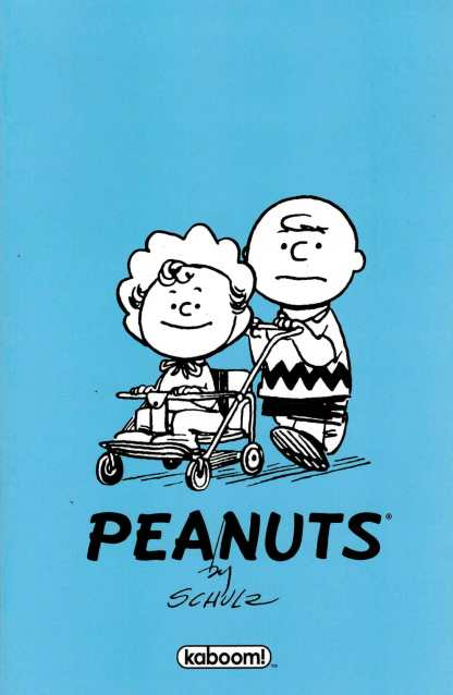 Peanuts #8 1:20 Sally First Appearance Variant Charles Schultz Comic Boom!