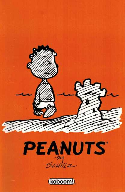 Peanuts #7 1:20 Franklin First Appearance Variant Charles Schultz Boom! Comic