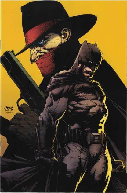 Shadow Batman #1 1:40 David Finch Virgin Variant Dynamite 2017