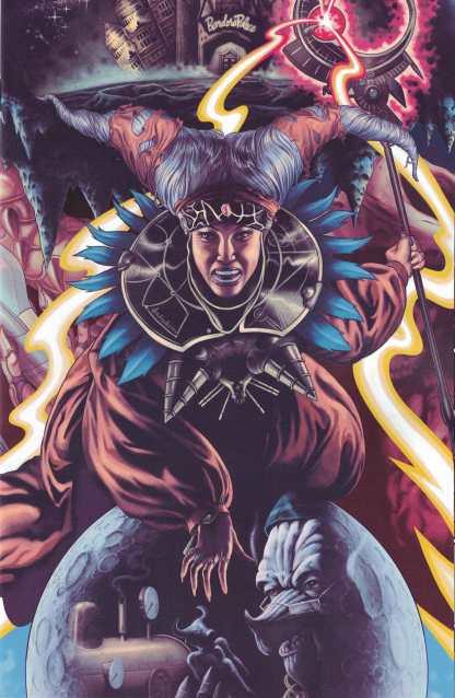 Mighty Morphin Power Rangers #20 1:20 Steve Morris Virgin Variant Boom