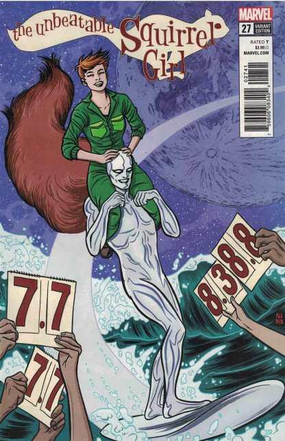 Unbeatable Squirrel Girl #27 1:25 Mike Allred Variant Marvel Legacy