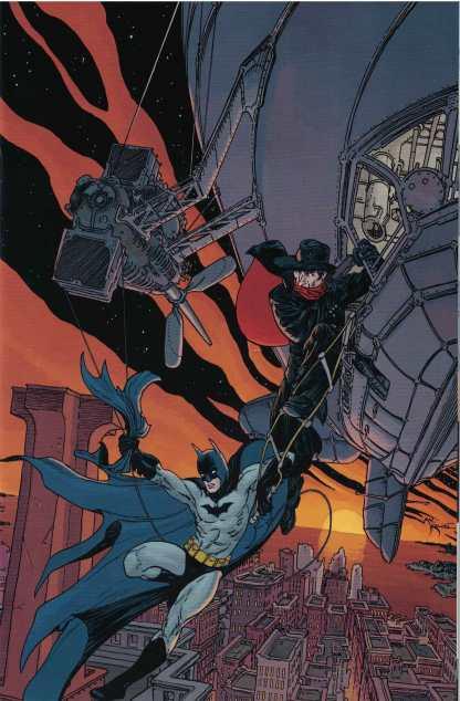 Shadow Batman #3 1:20 Michael William Kaluta Virgin Variant Dynamite 2017
