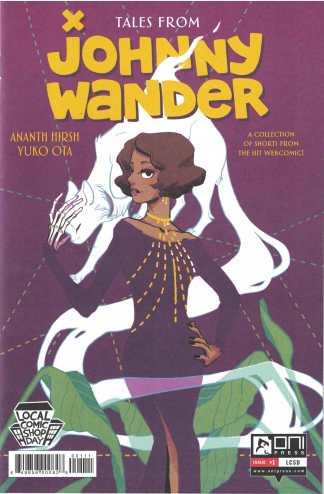 LCSD 2017 Tales from Johnny Wander #1 Yuko Ota Variant Oni Press