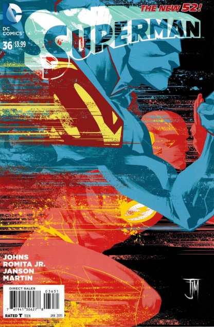 Superman #36 1:50 Francis Manapul Variant