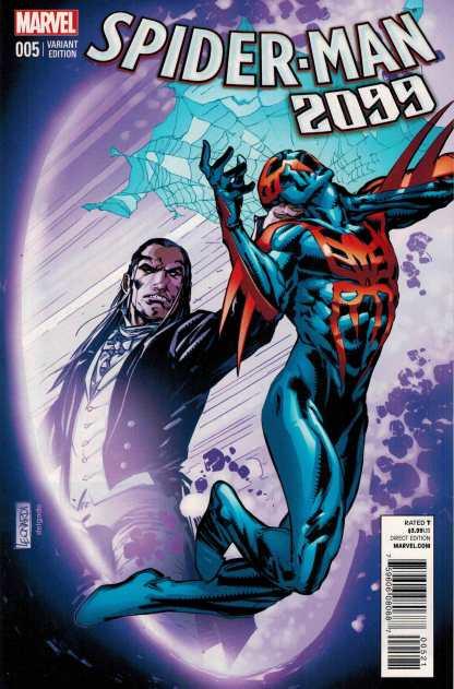 Spider-Man 2099 #5 1:25 Rick Leonardi Variant