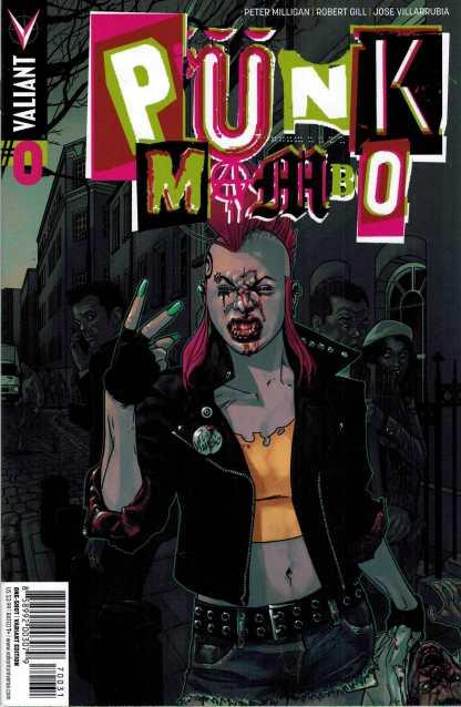 Punk Mambo #0 1:20 Andrasofsky Variant Shadowman Valiant