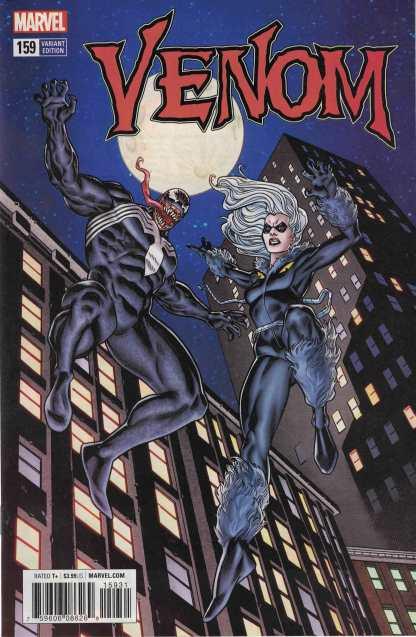 Venom #159 1:25 Mike Hawthorne Variant Marvel Legacy