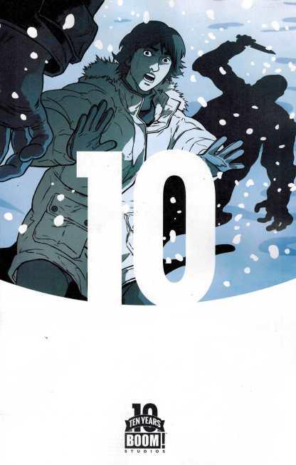 Snowblind #1 1:10 Filipe Smith Boom 10th Anniversary Variant