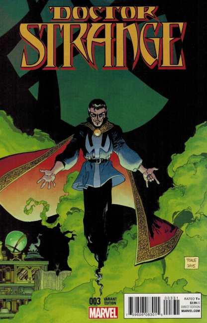 Doctor Strange #3 1:25 Tim Sale Variant Marvel ANAD 2015