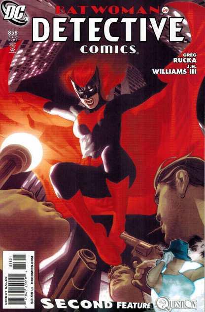 Detective Comics #858 Adam Hughes Variant DC Comics Batmwoman