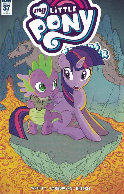 My Little Pony Friends Forever #37 1:10 Melody Often Variant IDW MLP FiM
