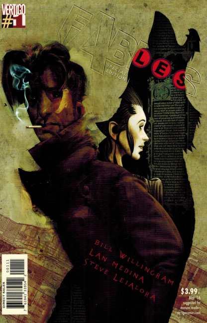 Fables #1 Special Edition Comicspro Exclusive Variant DC Vertigo 2016