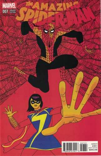 Amazing Spider-Man #7 1:25 Javier Pulido Variant Marvel 2012