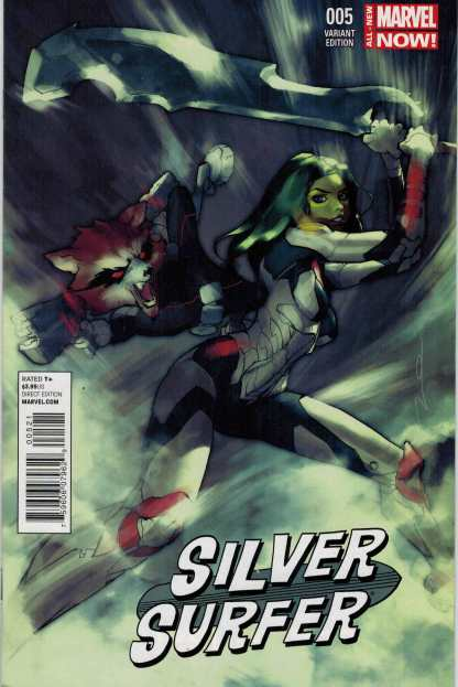 Silver Surfer #5 1:10 Guardians of the Galaxy Variant