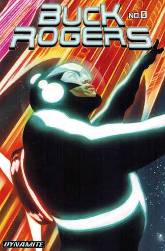Buck Rogers #0 Alex Ross Variant VF/NM Dynamite Dynamic Forces