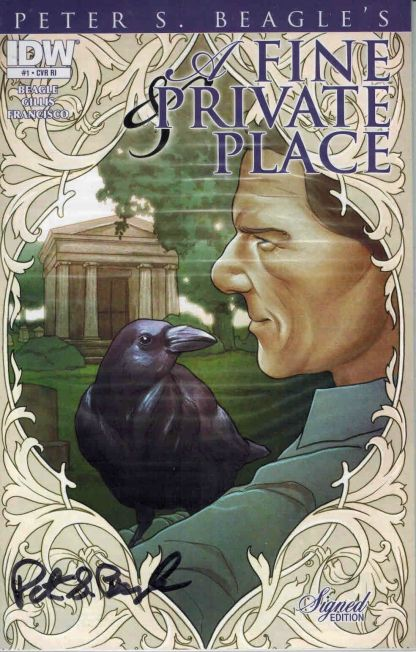 A Fine Private Place #1 Signed Retailer Incentive Variant