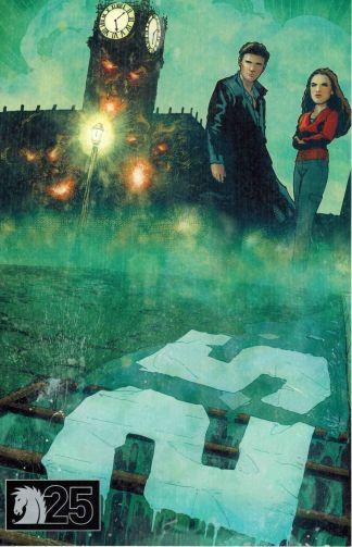 Angel & Faith #1 25 Years of Dark Horse Variant