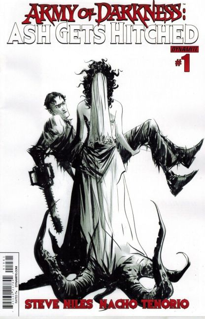 Army of Darkness: Ash Gets Hitched #1 1:15 Jae Lee Variant