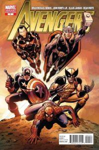 Avengers #1 John Romita Sr. Variant