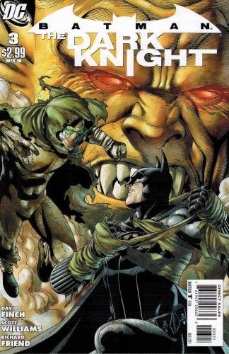 Batman: The Dark Knight (Vol. 1) #3 Andy Clarke Variant