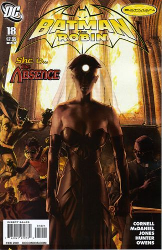 Batman and Robin #18 Gene Ha Variant Grant Morrison