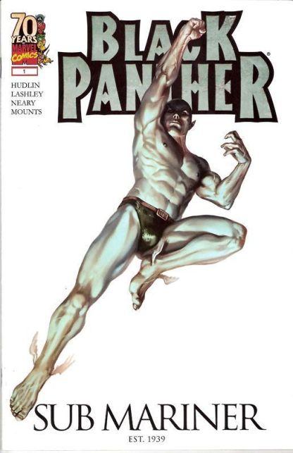 Black Panther #1 70th Anniversary Variant Sub-Mariner