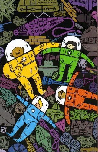 Bravest Warriors #2 Cover D Jon Boam Variant