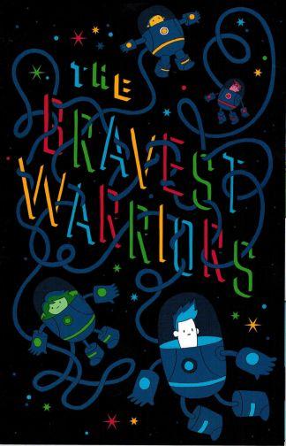 Bravest Warriors #3 Cover C John Martz Variant Pendleton Ward Adventure Time