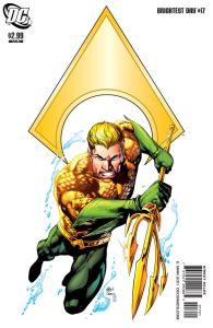Brightest Day #17 1:10 Ivan Reis Aquaman Variant DC 2010