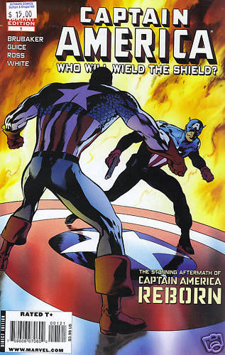Captain America: Who Will Wield The Shield? Davis Var