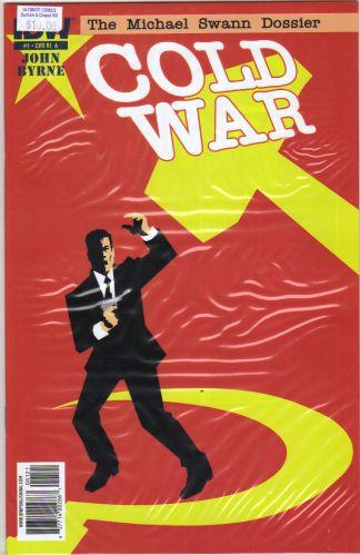 Cold War #1 1:10 Variant John Byrne