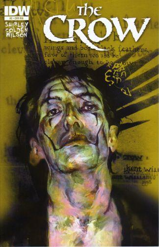 Crow (2012) #2 Kent Williams Variant