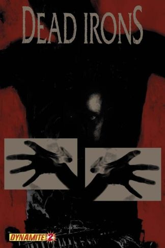 Dead Irons #2 1:8 Variant Comic Book - Dynamite