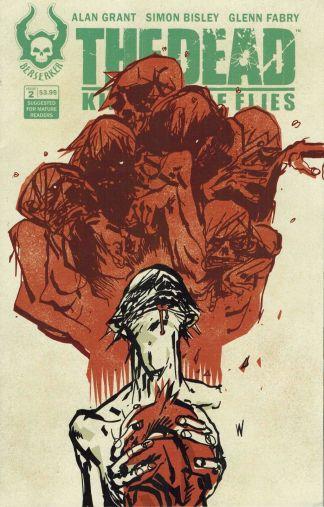 Dead: Kingdom of Flies #2 Glenn Fabry Variant