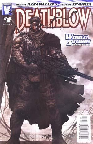 Deathblow #1 Variant Cover World Storm