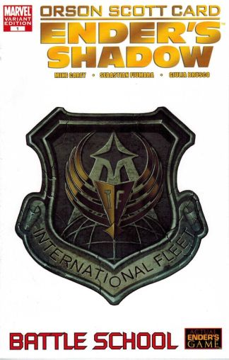 Ender's Shadow: Battle School #1 Variant