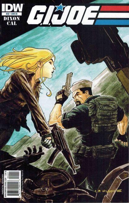 G.I. Joe #22 Charles Paul Wilson III Variant
