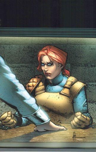 G.I. Joe #7 Howard Chaykin Variant